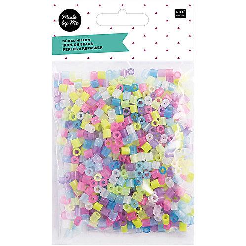 Bügelperlen Mix Glitter