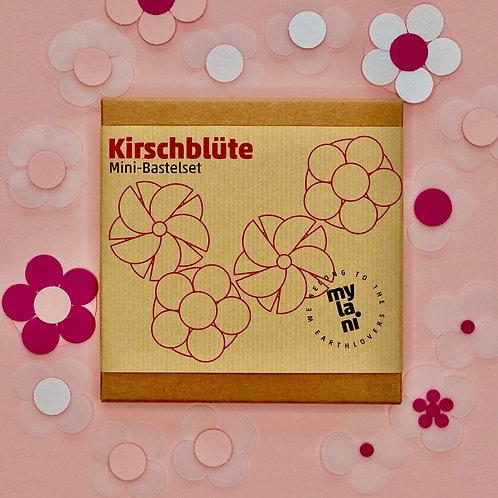 Mini Bastelset Kirschblüte