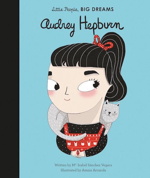 Little People, BIG DREAMS Audrey Hepburn (englisch)