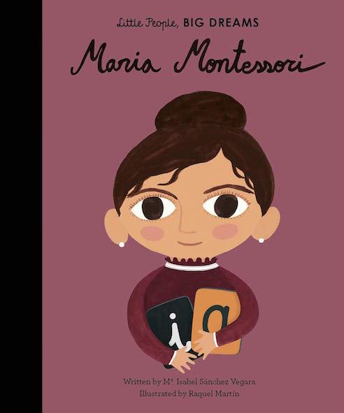Little People, BIG DREAMS Maria Montessori (englisch)