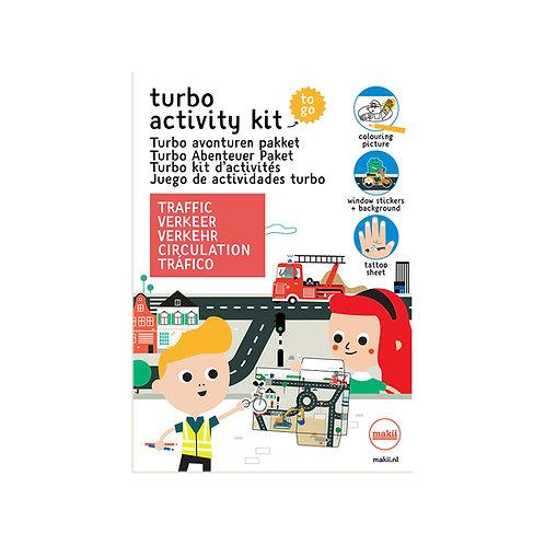 Turbo Abenteuer Paket Verkehr