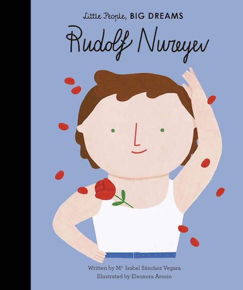 Little People, BIG DREAMS Rudolph Nureyev (englisch)
