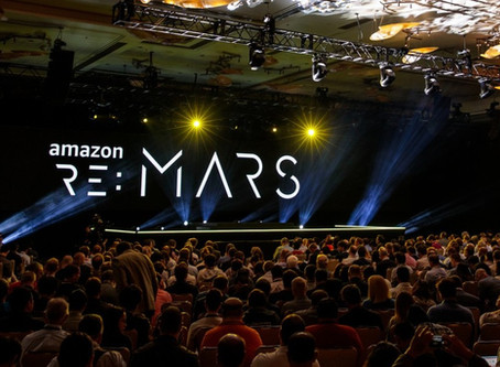 Re:MARS Insights - Part 2 - Notes from the Top Minds in AI