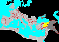 Hemidracma de Adriano. Victoria estante a dcha. Ceca Caesarea (Capadocia). 7b511c_1d6ec76ef6984054af1612b46d8bf02a~mv2