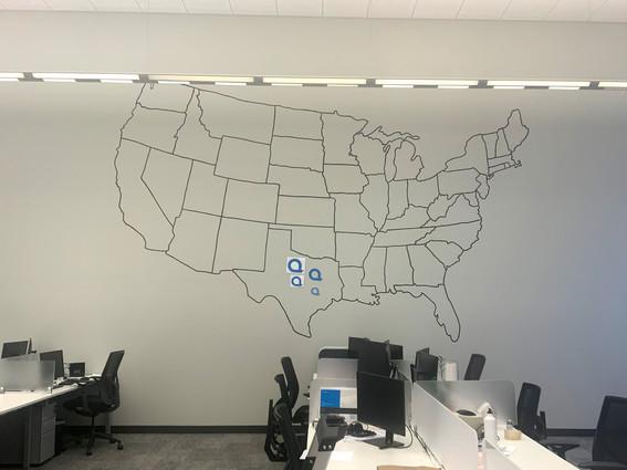 Warehouse Map for Quiet Logistics