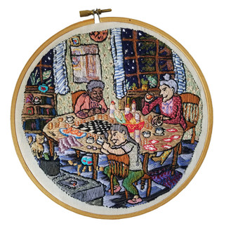 Show me embroidery!