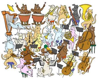 Animal Symphony Orchestra