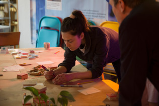 Stamp-Making Workshop @ SpaceUs