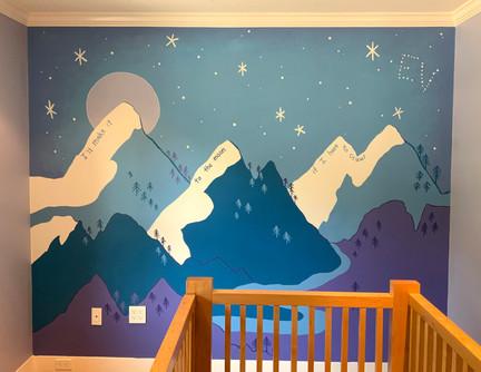 Starry Sky Nursery