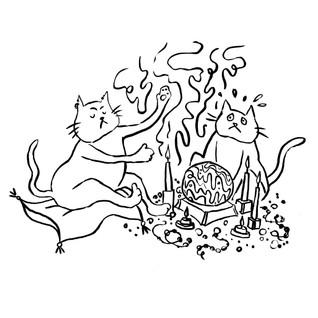 cats delicatessen