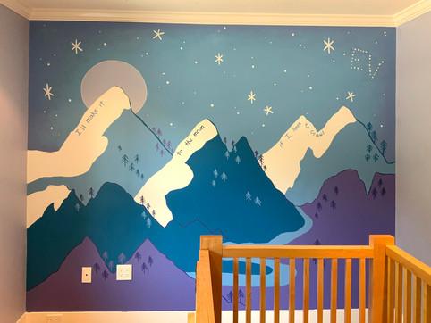 Starry-Night Nursery