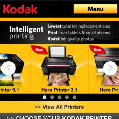 Kodak Mobile Printers