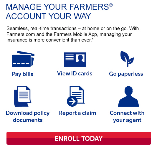 Farmers Insurance Emails