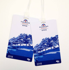 Pro-Am Luggage Tags