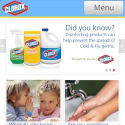 Clorox Virtual Pharmacist