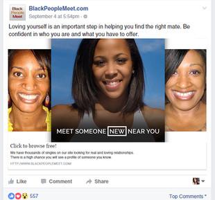 Black People Meet: Meet Someone New Near You