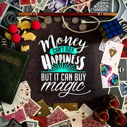 Magic Cant Buy Happiness