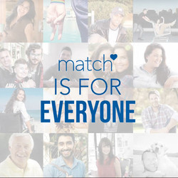 Match is for everyone