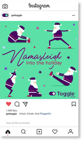 Toggle Christmas