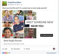 Single Parent Meet