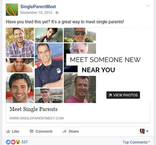Single Parent Meet: Meet Someone New Near You