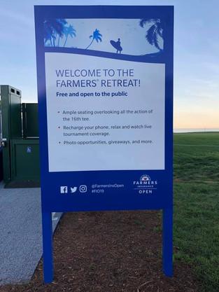 Farmers Retreat