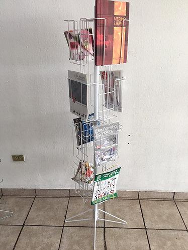Brochure Holder / Revistero