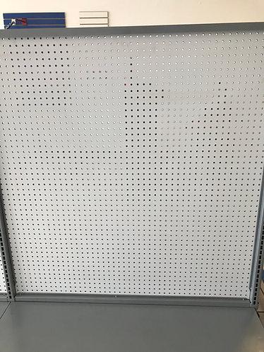 Panel Perforado Blanco