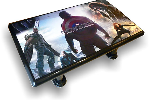 CAPTAIN AMERICA COFFEE TABLE