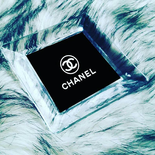 CHANEL INSPIRED JEWELRY TRAY