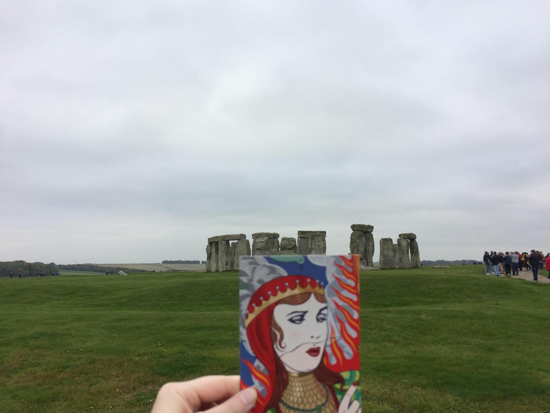 Stonehenge, 2015.