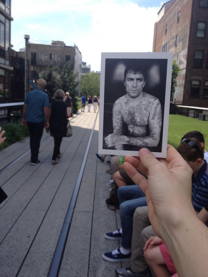The Highline, New York. 2013
