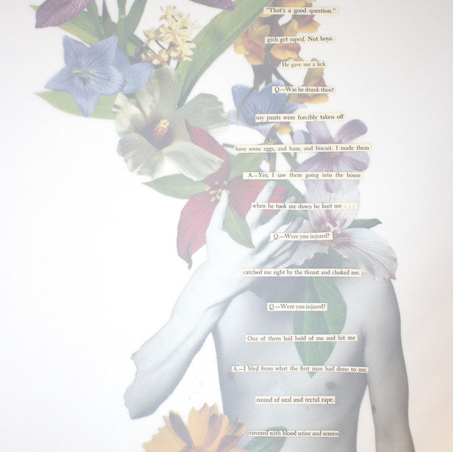 'Beneath its Leaves', 2017