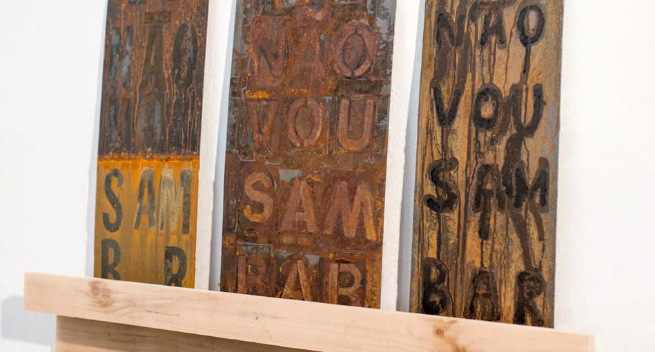 'Eu não vou sambar', 2017