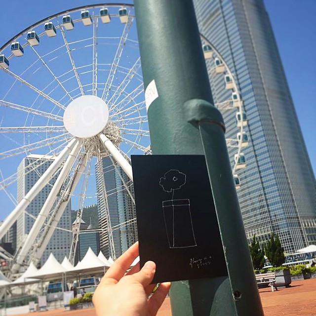 Observation Wheel, Tokyo. 2015