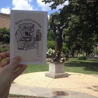 Rocky Balboa Statue, Philadelphia.