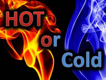 Πότε πρέπει να βάλω κρύο και πότε ζεστό στον τραυματισμό μου;