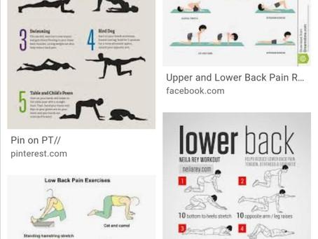 Τελικά ο πόνος της μέσης περνάει με ασκήσεις από το ίντερνετ;