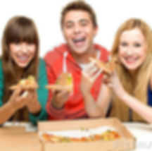 group-teenagers-eating-pizza-21415059.jpg