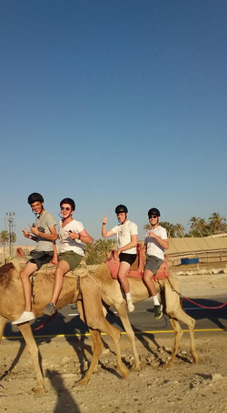 itamar and co riding