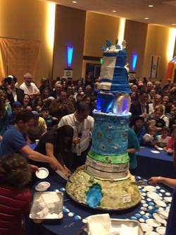 cake cutting cool