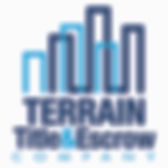 Terrain Title & Escrow Company FINAL LOG