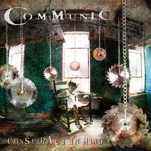 Conspiracy In Mind / CD Limited Edition, Slipcase