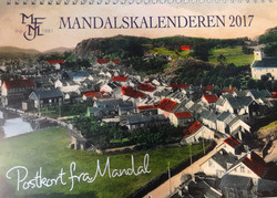 Mandal Musikkforening, Mandalskalenderen 2017