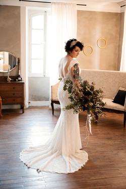 French bride