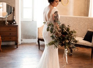 Autumnal wedding in South West France, by Top Wedding Stylist