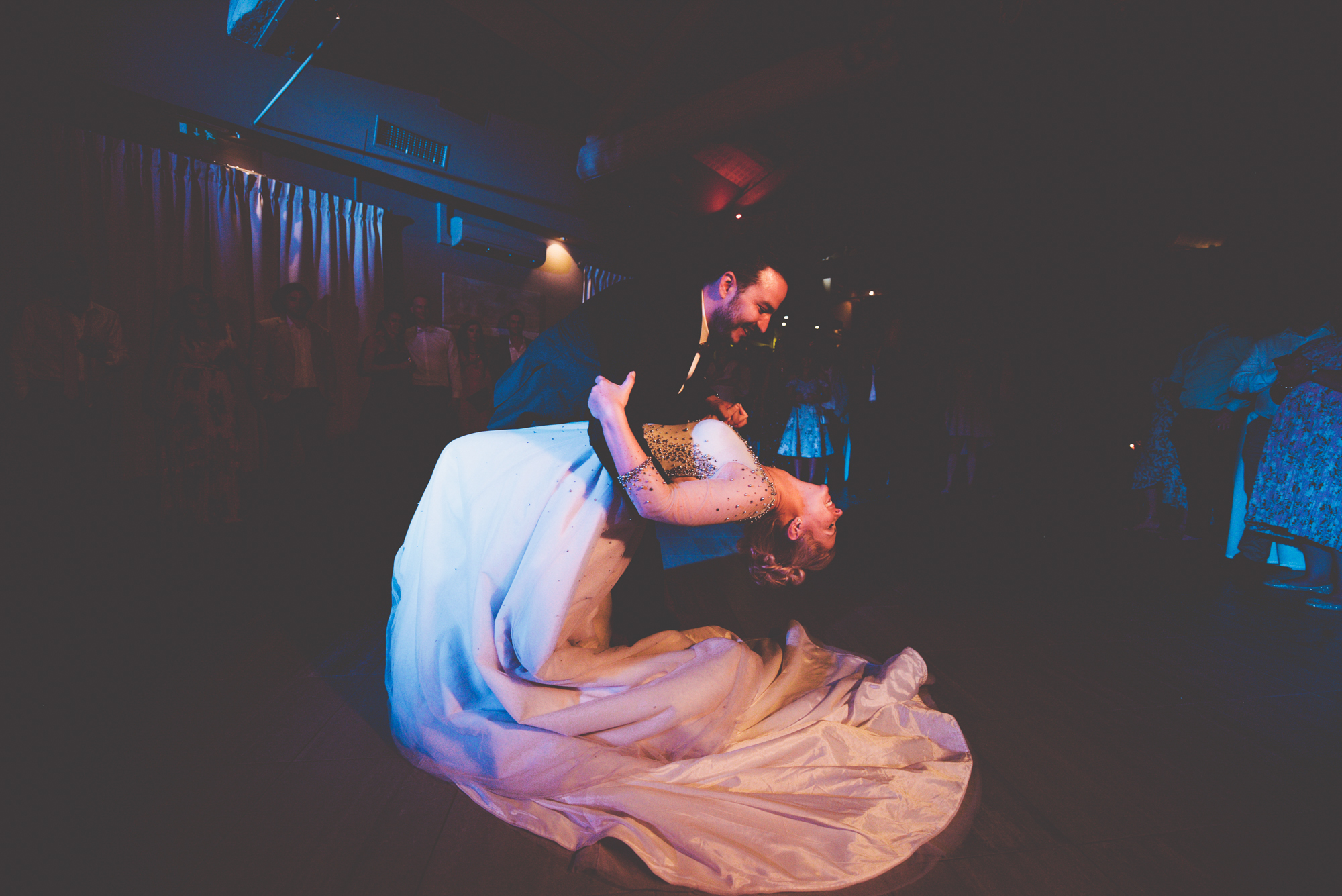 First dance - Provence wedding