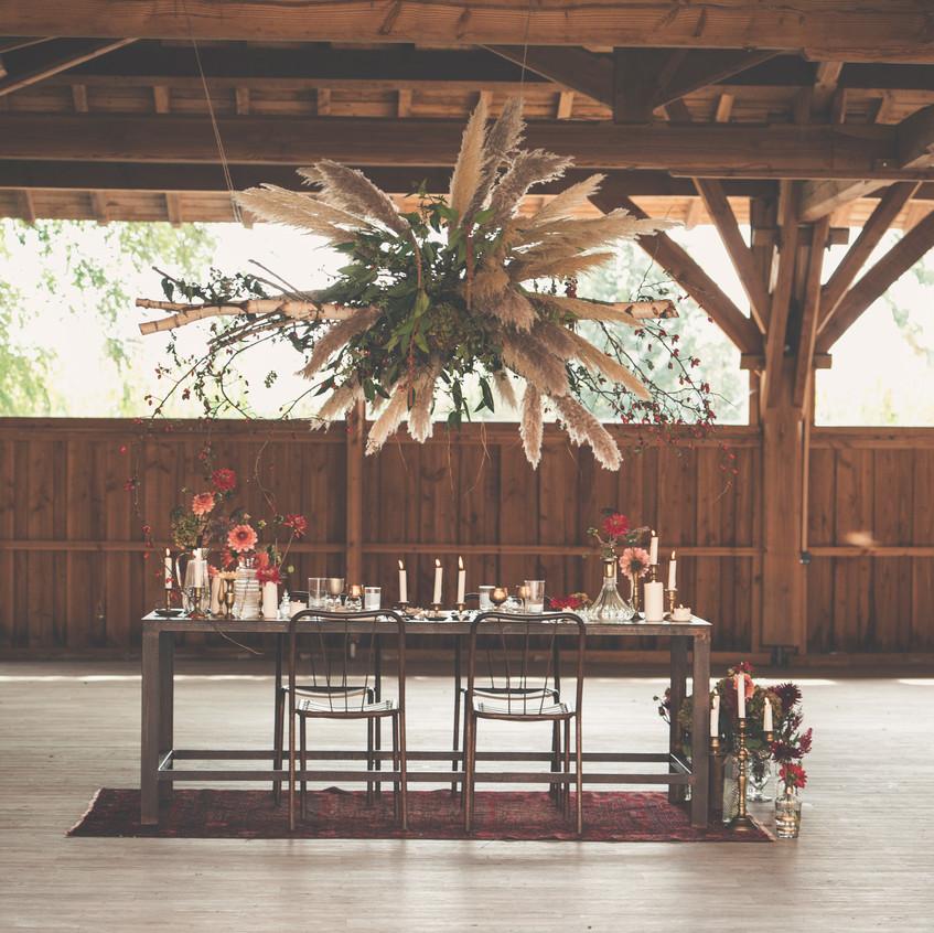 Wedding dinner inspiration