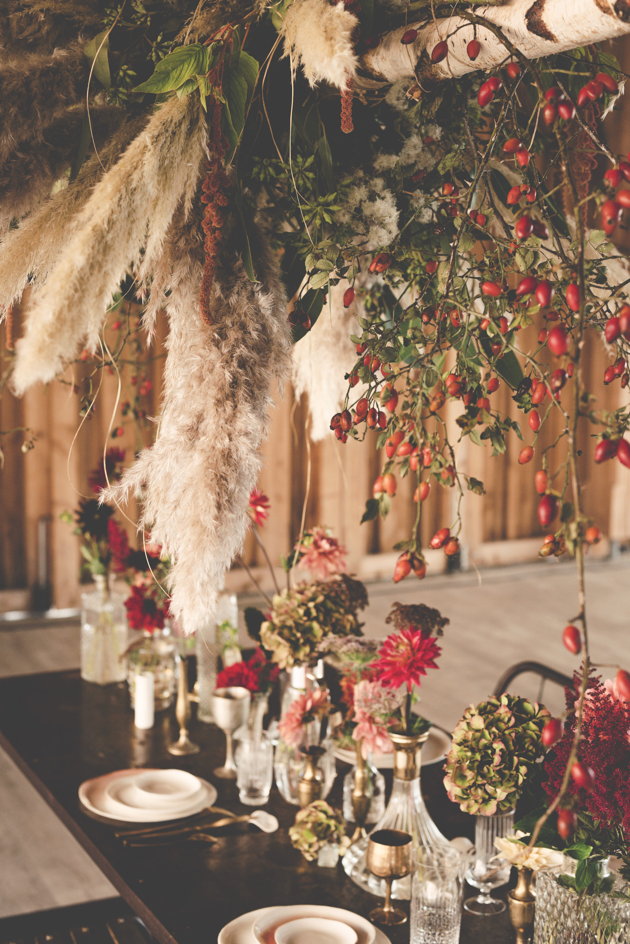 Wedding styling in south of france