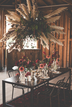 Wedding stylist in South of France